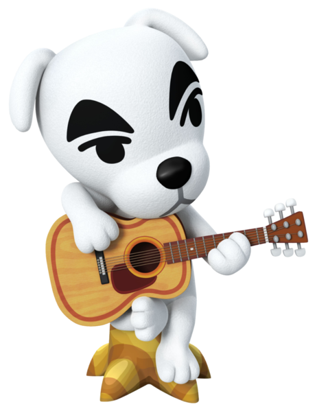 K.K. Slider, the guitar-playing dog whose music you can play at home