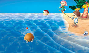 the ocean, where you can fish, pick up shells, and just walk on the beach